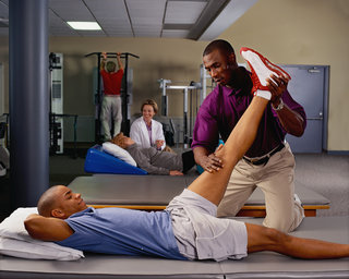 Sports Therapist Career