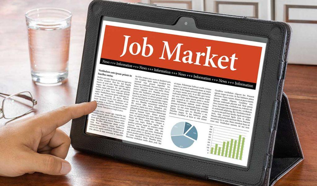 marketing job market