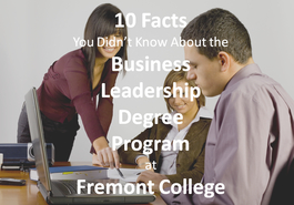 10 Facts About the Business Leadership Program