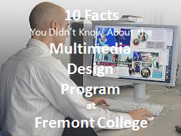 10 Facts About the Multimedia Design Program