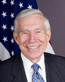 Ambassador Frank E. Baxter