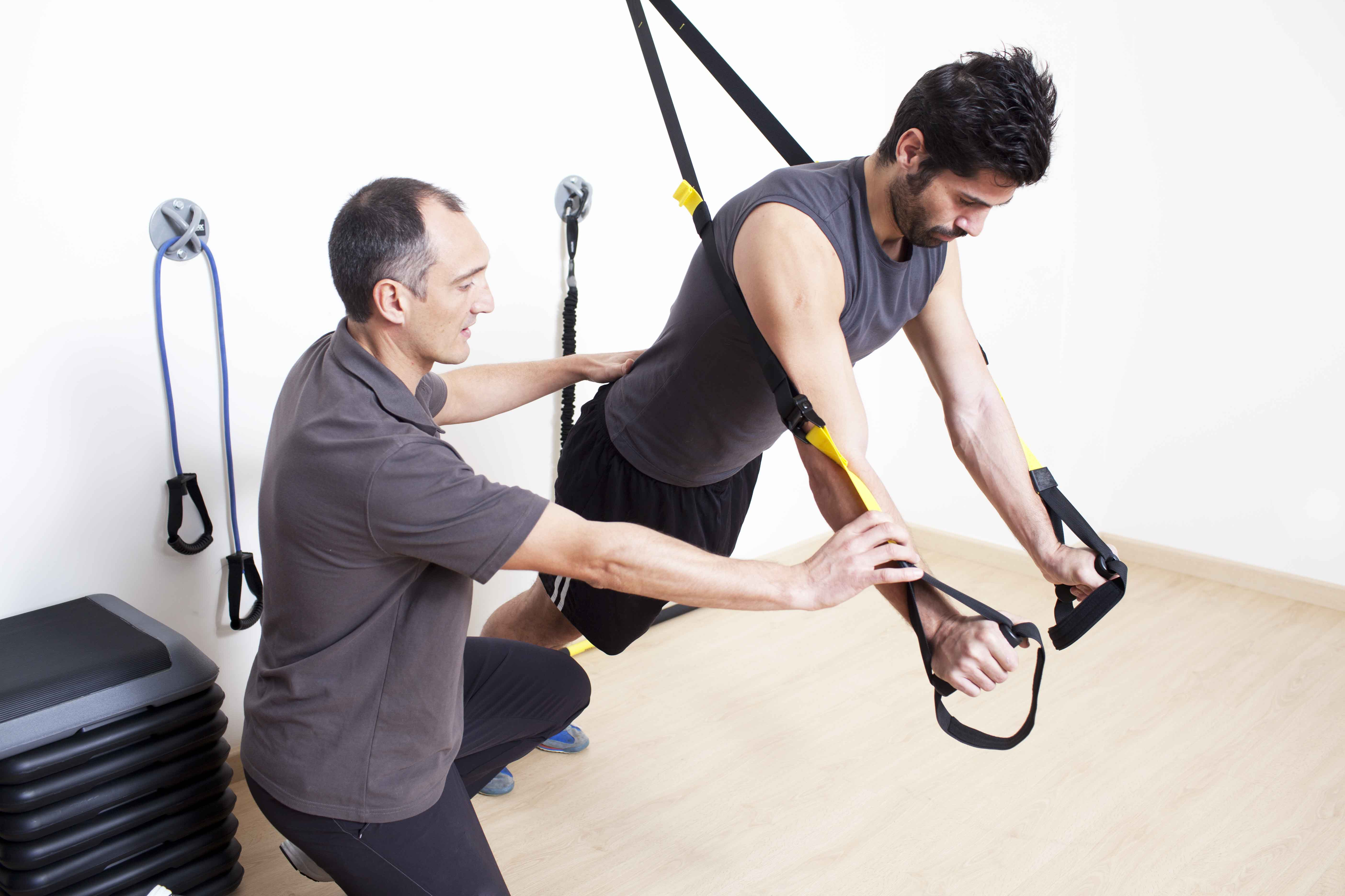 sports fitness sports therapy