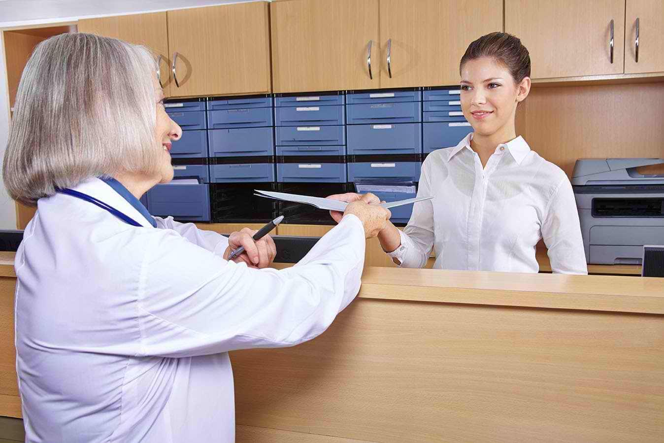 Important Information On Medical Receptionist Career
