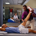 Sports Therapists Helping Athletes Perform