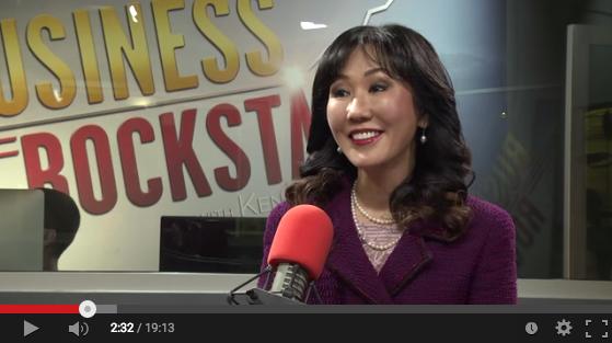 Sabrina Kay on Business Rockstars