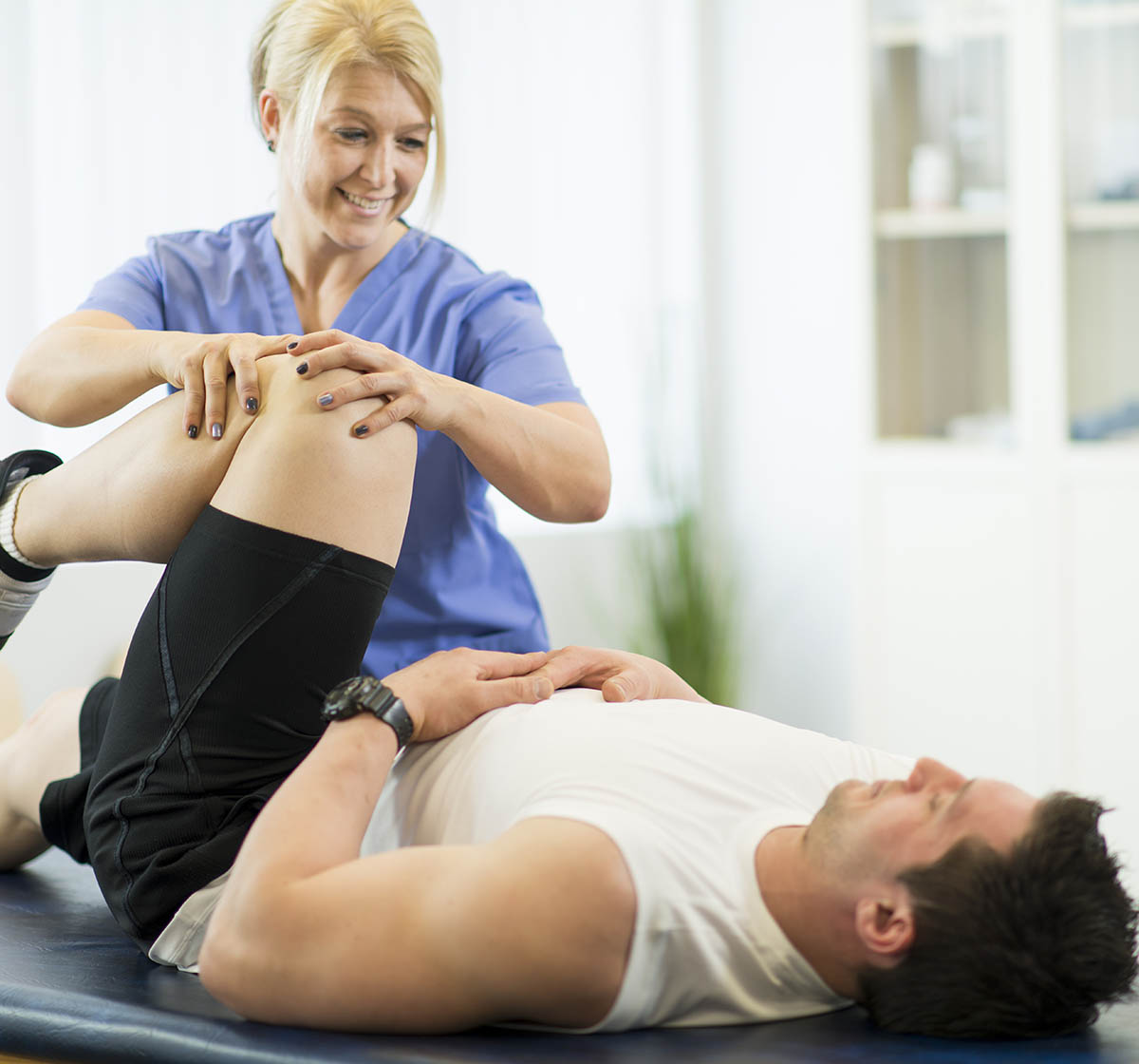 sports therapy and massage
