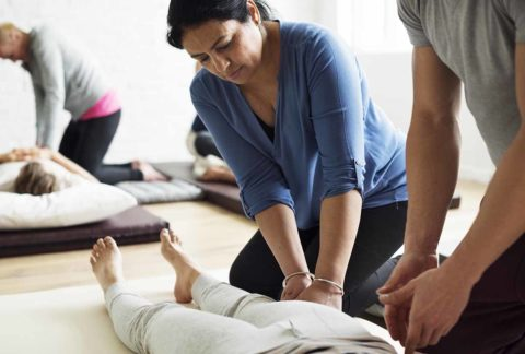 Health Wellness Massage Training