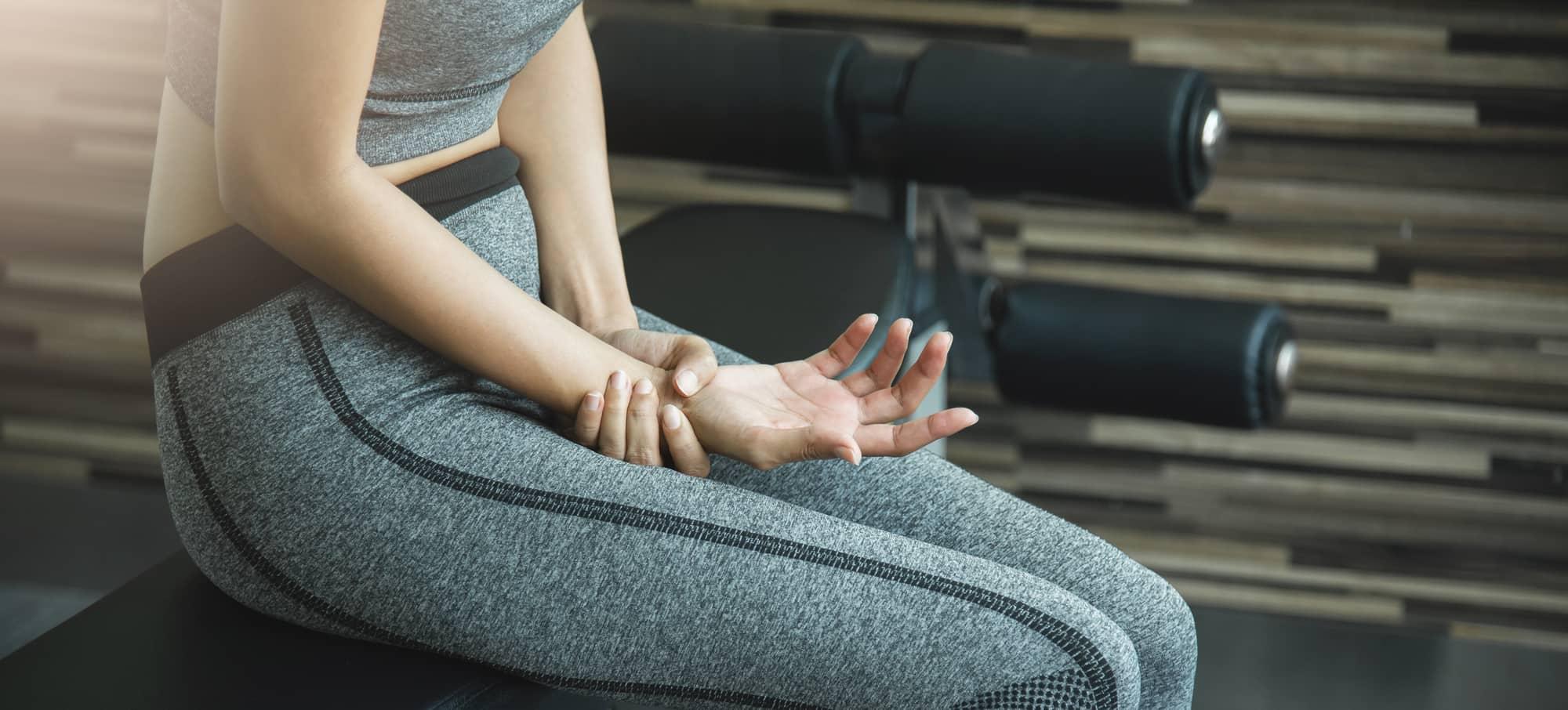 Causes Wrist Sprains